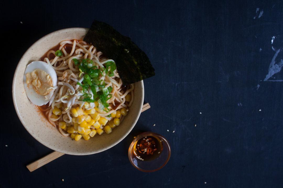 Spicy Gochujang Ramen