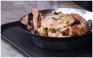 Dapur Seafood Giant Crab