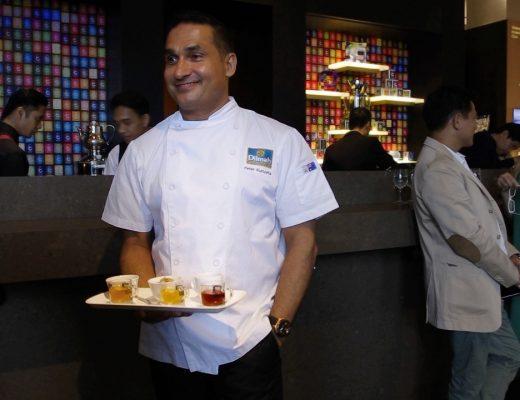 Peter Kuruvita at t-Lounge by Dilmah