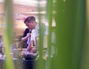 Peter Kuruvita Dilmah tea ambassador