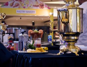 Fun Kitchen Tea Inspired Competition with Dilmah