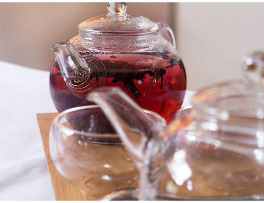 Afternoon tea at The Dharmawangsa