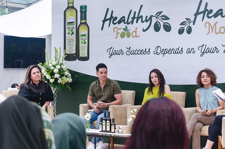 Healthy Lifestyle with Olivoila