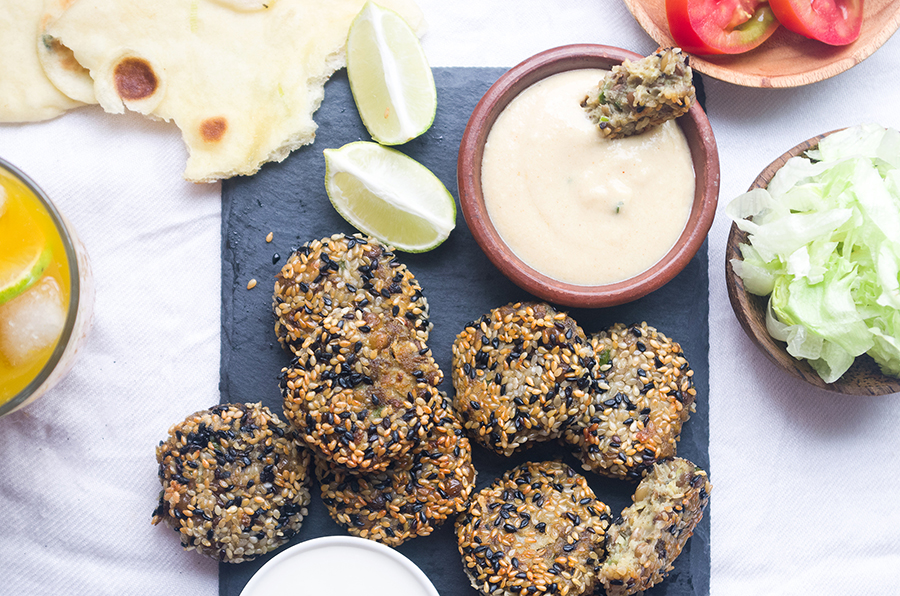 Potato and Lentil Patties