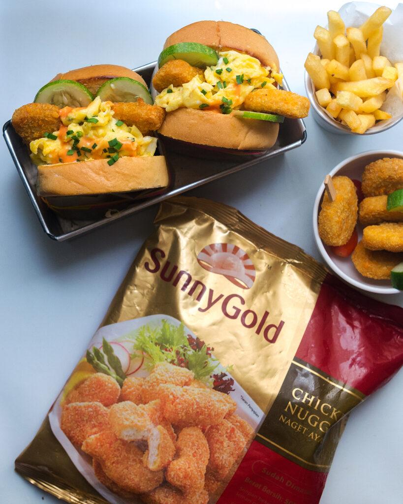 SunnyGold chicken nugget