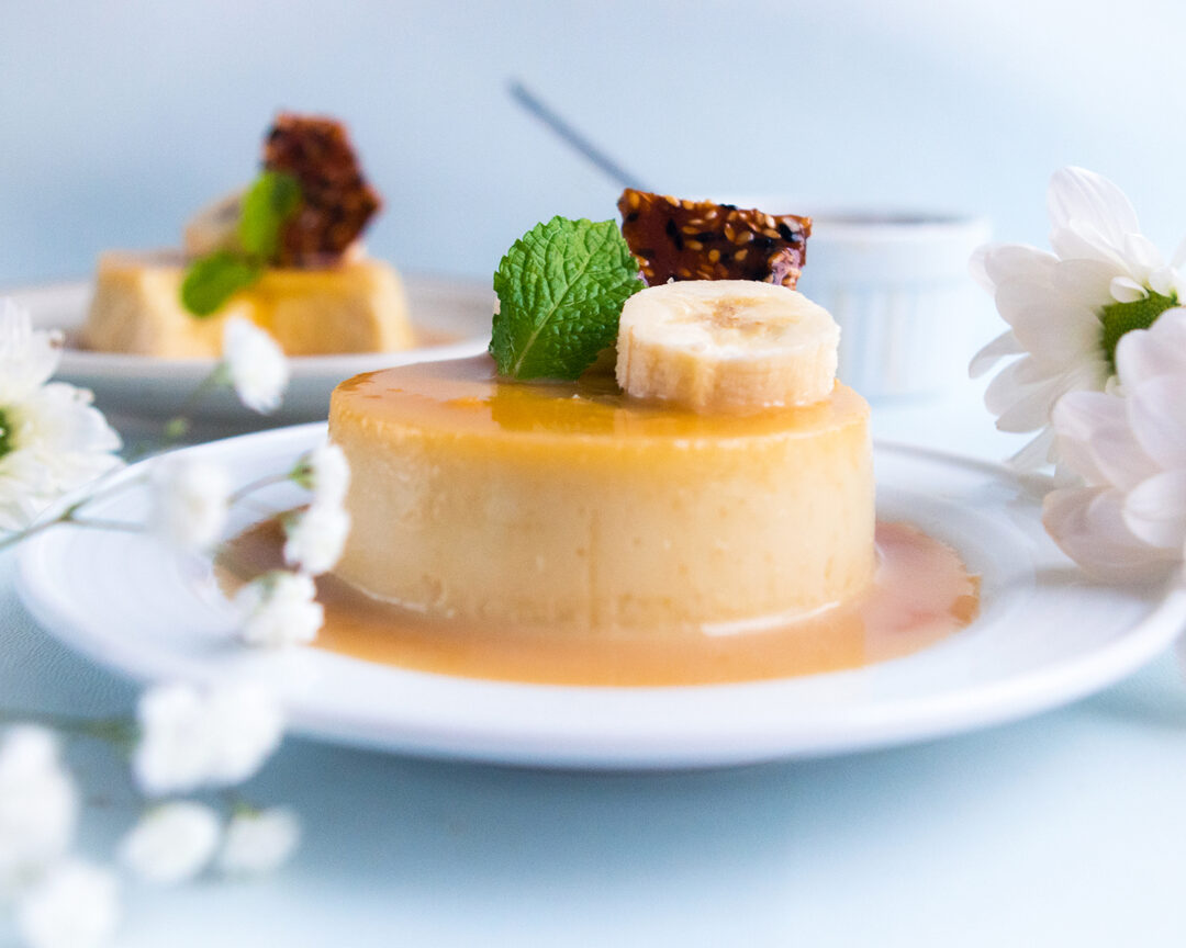 Tropical Creme Caramel
