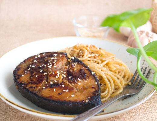 Honey Soy Glazed Gindara