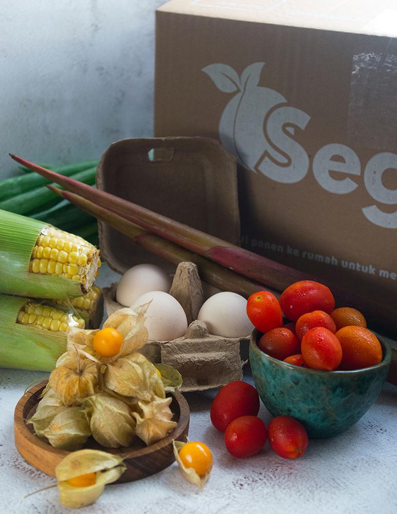 Segari Sayur Online